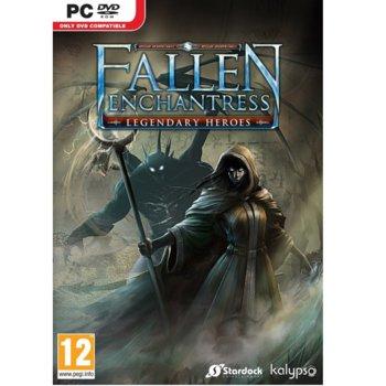 Fallen Enchantress: Legendary Heroes product