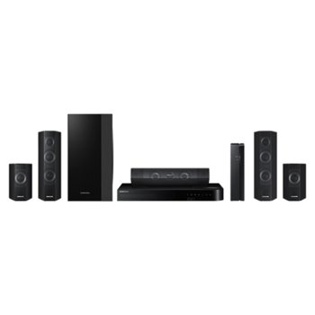 Soundbar система за домашно кино Samsung HT-J7500W/EN, 5.1, HDMI, USB, Bluetooth, 1000W image