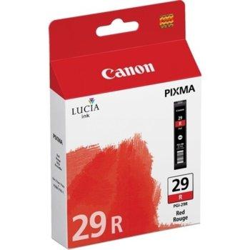 Canon PGI-29 (4878B001AA) Red product