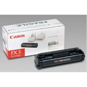 Касета за Canon Fax-L200/L220/L240/L250/L260/L260i/L280/L290/L295/ L300/L350/L360 и MultiPASS L60/L90 - Black - P№ 1557A003 - заб.: 2 700k image