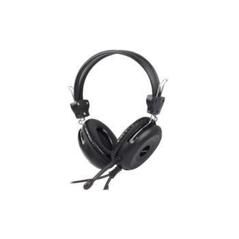 Слушалки A4Tech HS-30, микрофон image