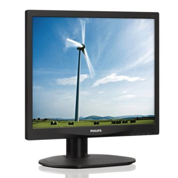 Philips 17 LCD monitor 17S4LSB product