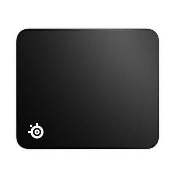Подложка за мишка SteelSeries QcK Edge Medium, гейминг, 320 x 270 x 2мм, черна image