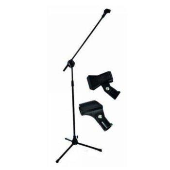Стойка за микрофон PROF STAND MIC WG-800/FS-001 image