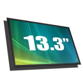 """Матрица за лаптоп BOE HB133WX1-402, 13.3""""(33.78 cm), WXGAP+ 1366:768 pix., матов image"""