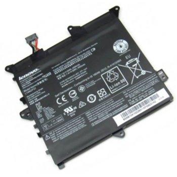 Батерия (оригинална) за лаптоп Lenovo IdeaPad/YOGA/Flex 3, съвместима с 300S-11IBR/300/1120/80LX, 7.4V, 30Wh image