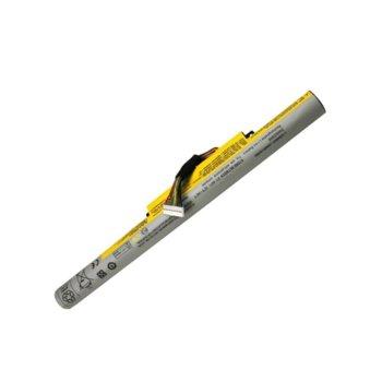Батерия (заместител) за лаптоп Lenovo Ideapad Z400 Z400A Z410 Z500A Z510 Z510A P500, 4-cell, 14.4V, 2200 mAh image