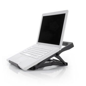 "Стойка за лаптоп Exponent, до 17""(43.18cm), черна image"