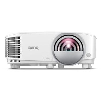 Проектор BenQ MX825STH, DLP, XGA (1024X768), 20 000:1, 3500 lm, LAN, HDMI, VGA, USB image