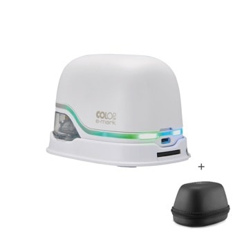 Маркиращо устройство Colop E-Mark с подарък защитен калъф Colop E-Mark, Wi-Fi, бяло image