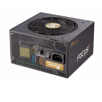 Захранване Seasonic SSR-550FX GOLD, 550W, 80+ Gold, 120 mm вентилатор image
