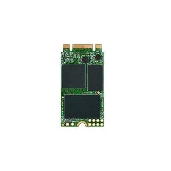 Памет SSD 240GB Transcend TS240GMTS420S, SATA 6Gb/s, M.2 (2242), скорост на четене 560 MB/s, скорост на запис 500 MB/s image
