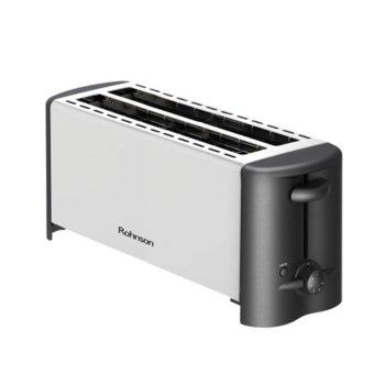 Тостер Rohnson R-2152, за 4 филийки хляб, 6 настройки на степента на изпичане, 1200W, инокс  image
