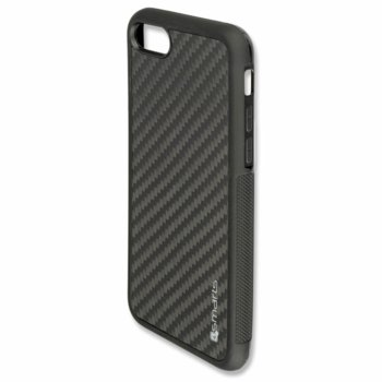 Clip-On Cover Trendline Carbon iPhone 8, iPhone 7 product