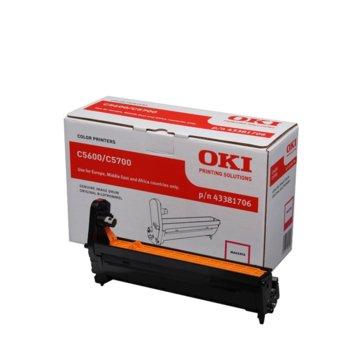 КАСЕТА ЗА OKI C 5600/5700 - Magenta Drum product