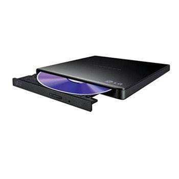 Оптично устройство Hitachi-LG GP57EB40.AHLE10B, външна, USB 2.0, черна image