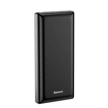 Bъншна батерия/power bank/ Baseus Mini JA, 30 000mAh, черна, 2x USB A, 2x USB Type C, 1x Lightning image