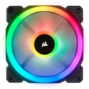 Вентилатор 120mm Corsair LL120 RGB, 1500rpm image