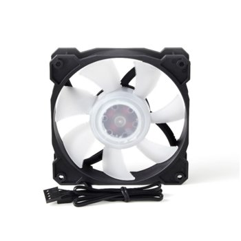 Вентилатор 120mm Gelid Solutions Radiant-D, 4-pin, 2000rpm image