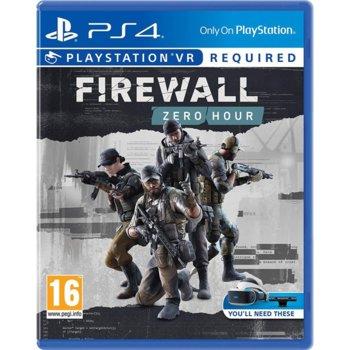 Игра за конзола Firewall Zero Hour, за PS4 VR image