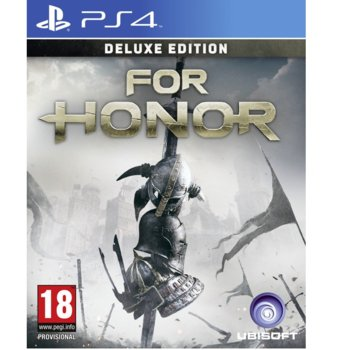 Игра за конзола For Honor Deluxe Edition, за PS4 image