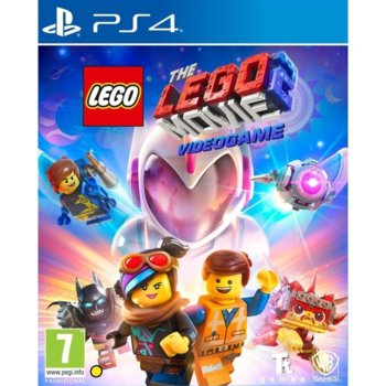 Игра за конзола LEGO Movie 2: The Videogame, за PS4 image