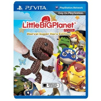 LittleBigPlanet: Marvel Super Hero Edition product