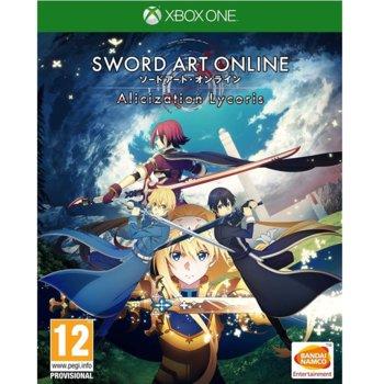 Игра за конзола Sword Art Online: Alicization Lycoris, за Xbox One image