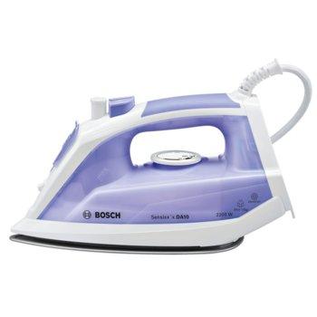 Bosch TDA1022000, Steam iron product