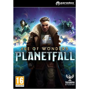 Age of Wonders: Planetfall PC product