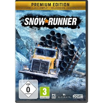 Snowrunner: A Mudrunner game Premium Edition PC product