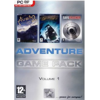 Adventure Pack - Aura 2, Dead Reefs, Safecracker product