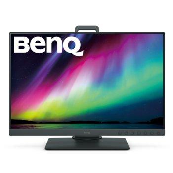 "Монитор BenQ SW240 (9H.LH2LB.QBE), 24"" (60.96 cm) IPS панел, WUXGA, 5ms, 20 000 000:1, HDMI, DVI, VGA, 3x USB  image"