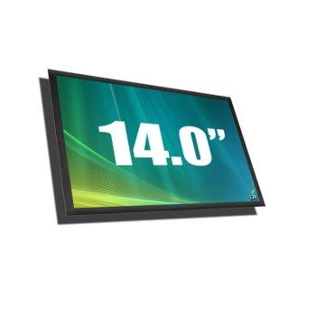 """Матрица за лаптоп LG LP140WF7-SPC1, 14.0"""" (35.56cm), Full HD 1920:1080 pix, гланцова image"""