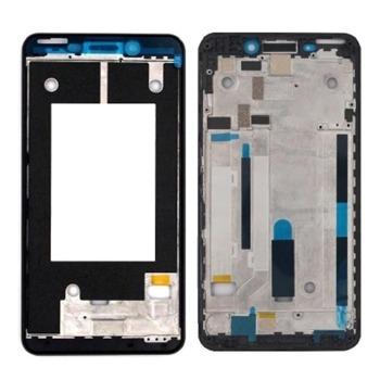 Дисплей за Lenovo A5000, с тъч, черен image