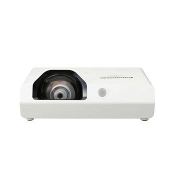 Проектор Panasonic PT-TX430, 3LCD, XGA (1024x768), 16,000:1, 3800 lm, HDMI, 2x VGA, 2x USB, 2x Audio in image