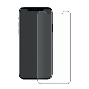 Протектор от закалено стъкло /Tempered Glass/ DeTech за iPhone XR, 0.3mm image