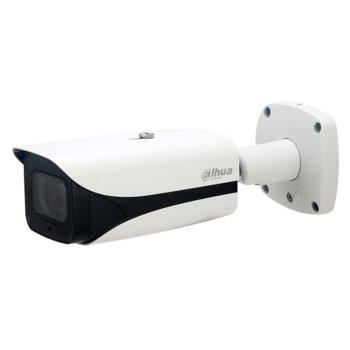 """IP камера Dahua IPC-HFW5442E-ZE-2712, насочена """"bullet"""" камера, 4Mpix(2688×1520@30FPS), 2.7mm/F1.8 обектив, H.265/H.264/H.264H/H.264B/MJPEG, IR осветеност (до 50m), външна IK10, PoE, RJ-45 10/100Base-T image"""
