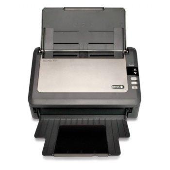 Скенер XEROX DM3125, 600x600dpi, А4, двустранно сканиране, DADF, USB, Сканиране на ID карти image