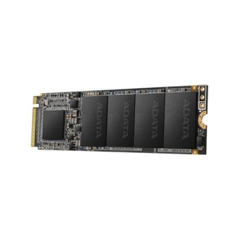 Памет SSD 512GB A-Data SX6000 LITE, NVMe, M.2 (2280), скорост на четене 1800MB/s, скорост на запис 1200MB/s image