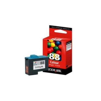 ГЛАВА LEXMARK ColorJetPrinter Z 55/ 65 /65 N - Color high yield - P№ 18L0000E /88/ - заб.: 650p image