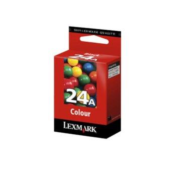 ГЛАВА LEXMARK ColorJetPrinter X3500/4500 Series / Z1400 Series - Color - P№ 18C1624E /24a/ - заб.: 185p image
