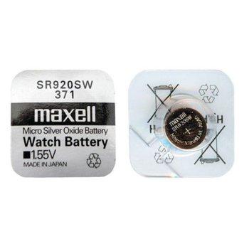 Батерия Maxell, SR920SW, 1.55V, 1 бр. image