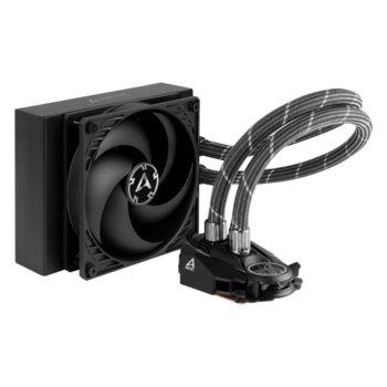 Водно oхлаждане за процесор Arctic Liquid Freezer II 120, LGA 1150/1151/1155/1156/2011/2066 AMD AM4 image
