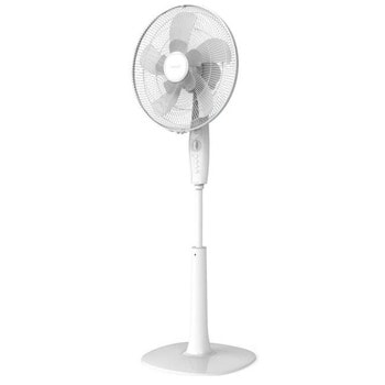 Настолен вентилатор Cecotec ForceSilence 1010 Extremeflow, 3 скорости, TotalControl, CopperEngine, ExtremeFlow10 система, 120-минутен програмируем таймер, 65 W, бял image