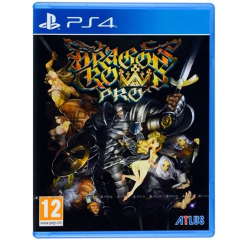 Dragons Crown Pro PS4 product