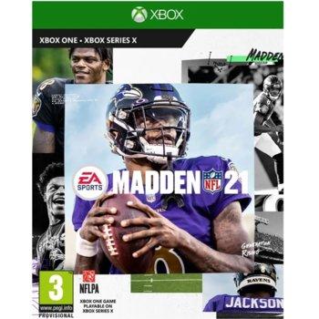 Игра за конзола Madden NFL 21, за Xbox One image