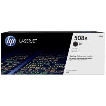 HP 508A (CF360A) Black product