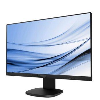 """Монитор PHILIPS 223S7EHMB, 21.5""""(54.61 см) IPS панел, FullHD, 5ms, 20000000:1, 250 cd/m2, HDMI, VGA  image"""