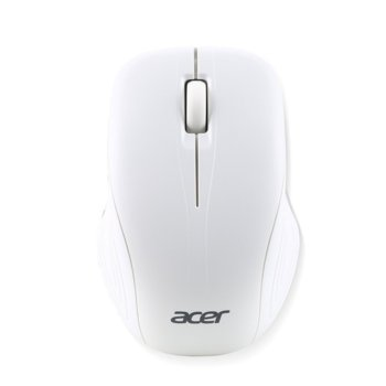 Acer Wireless Optical Mouse Moonstone White product